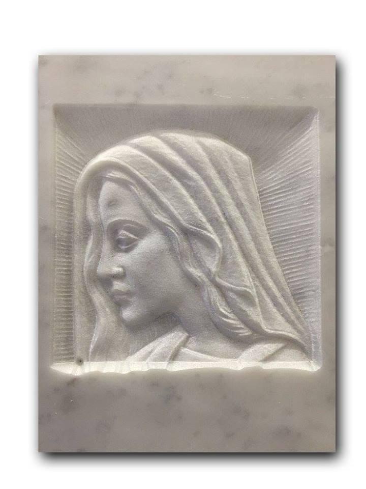 LAVORAZIONE A SECCO ... | Pietra, marmo e granito