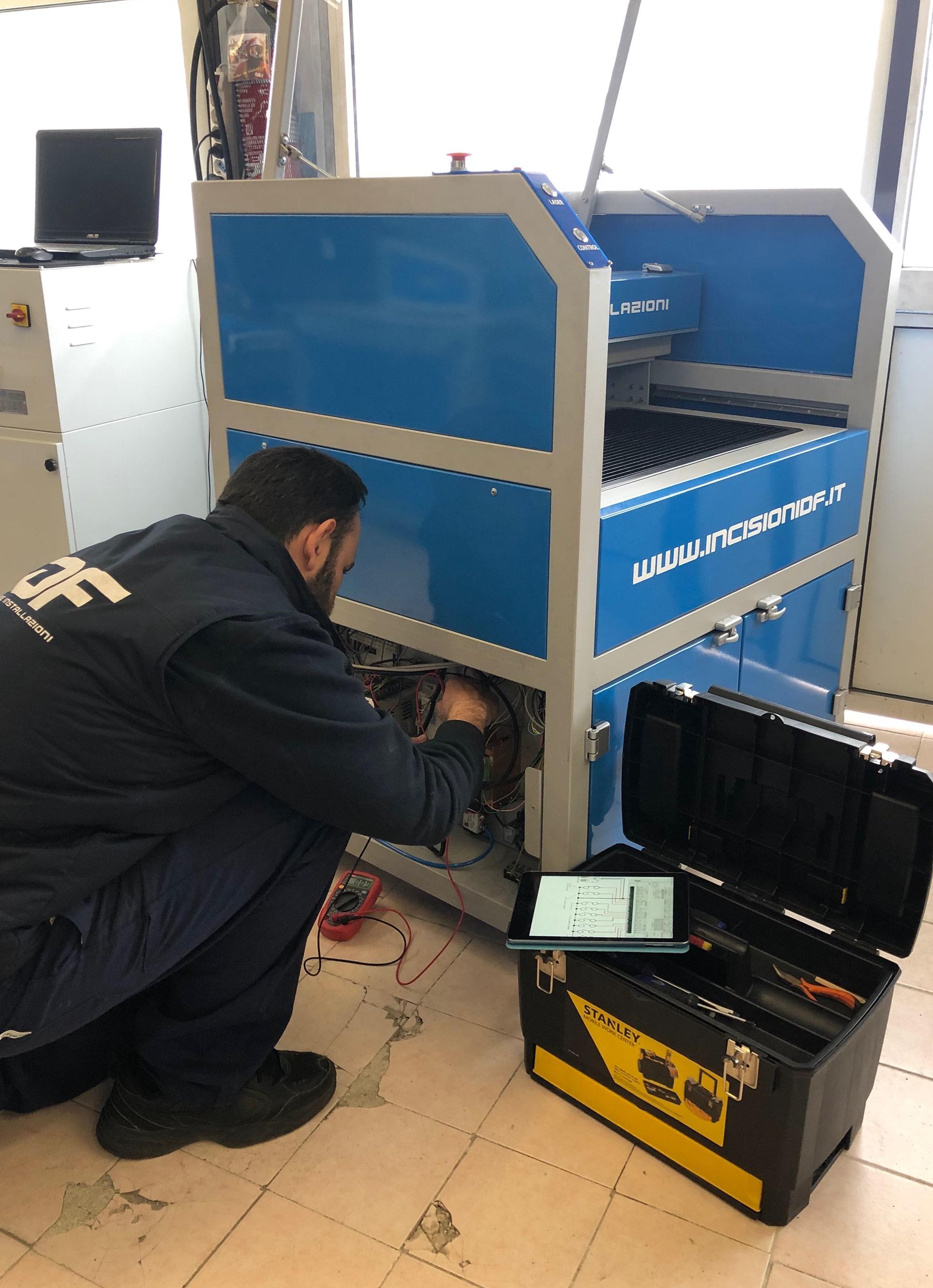 Assistenza tecnica - DF Fiore Installazioni