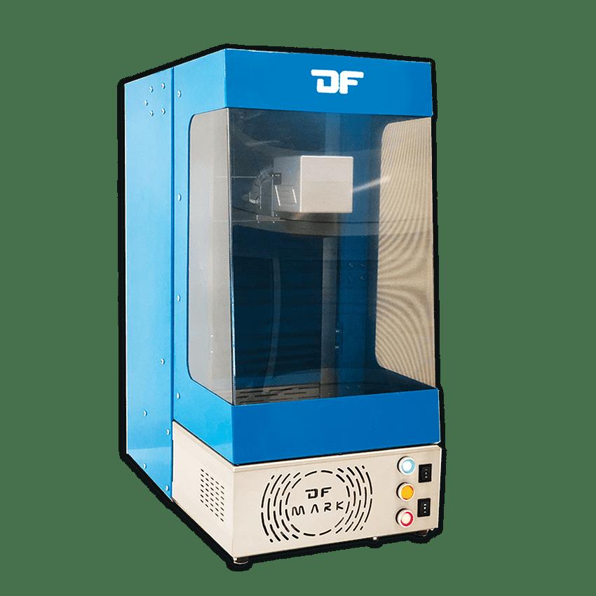 Laser per marcatura - DF Fiore Installazioni